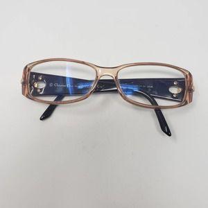 Christian Dior Brown Designer Eyeglass Frames
